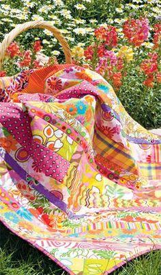 Free Modern Quilt Patterns | Fresh New FREE eBook: Modern Quilt Patterns | McCall's Quilting Blog