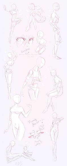 ✤ || CHARACTER DESIGN REFERENCES | Find more at https://www.facebook.com/CharacterDesignReferences if you're looking for: #line #art #character #design #model #sheet #illustration #expressions #best #concept #animation #drawing #archive #library #reference #anatomy #traditional #draw #development #artist #pose #settei #gestures #how #to #tutorial #conceptart #modelsheet #cartoon @Rachel Oberst Design References