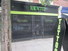 Haunted Tattoos