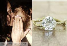 """Brie-Bella-ring Ken & Dana Design """"BrieBella"""" ring engagement total divas"""