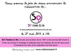 SO Femme & Vin Sud-Ouest Actualités