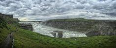 Gullforsin vesiputous kuuluu Reykjavikin lähistöllä sijaitsevan ns. Kultaisen kierroksen kohokohtiin.