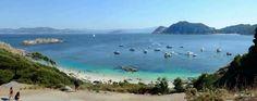 Playa nosa señora islas cies