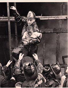 Heroes firefighters