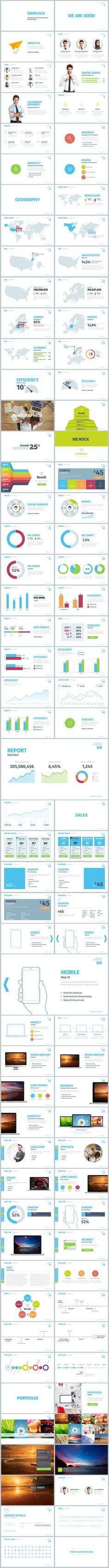 Luda Business Powerpoint Template  Business Powerpoint Templates