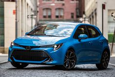 D Power released its 2018 awards for highest Initial Quality this week and among the winners is the Toyota Corolla. Subaru Sport, Toyota Corolla Hatchback, Car Shed, Honda Civic Si, Mitsubishi Lancer Evolution, Car Goals, Nissan 350z, Japanese Cars, Nissan Skyline