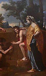 NICOLAS POUSSIN -ET IN ARCADIA 1638/1640