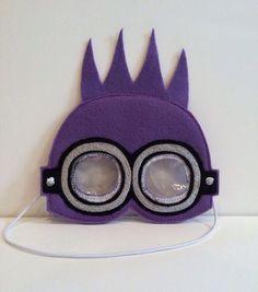minion mask template - minion felt mask by socutesarah on etsy daniel 39 s