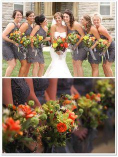 Samantha & Spencer's Fall Wedding