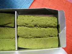 Luscious Uji mochi, liberally dusted with locally grown macha. Photo by prettyshake