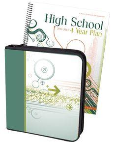Homeschool High School Planner