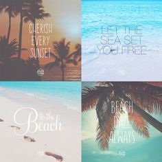 Free Download: Our 6 Favorite Beach Quotes | The Pura Vida Bracelets BlogThe Pura Vida Bracelets Blog