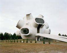 Spomenik - Works - Jan Kempenaers