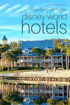 Learn how to find your perfect Disney World hotel in this guide to all the on-site resorts. You'll find out why you should stay in a Disney resort, how to choose from over two dozen options, and tips to save money and make your booking experience easy. Start your research now and make this your best vacation ever.