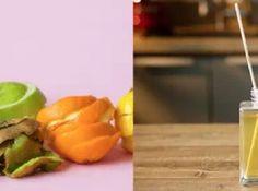 Como fazer aromatizadores caseiros usando cascas de fruta Plastic Cutting Board, Kitchen, Natural, Wand Woods, Pallet Kitchen Cabinets, Organized Kitchen, Cleaning Hacks, Cleaning Tips, Life
