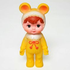 Woodland Doll - Yellow toys | little citizens boutique