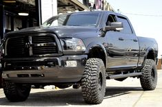 2017 Dodge Ram 2500 upgraded at Axleboy with an AEV Dual Sport lift, Cooper STT Pro tires, KN cold air intake and an ARB dual air compressor. Ram Trucks, Dodge Trucks, Diesel Trucks, Lifted Trucks, Pickup Trucks, 2017 Dodge Ram 2500, Dodge Ram 1500 Hemi, Fire Truck Room, Cool Truck Accessories