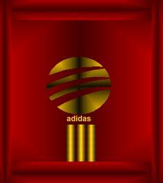 Adidas, new, HD, logo, design.