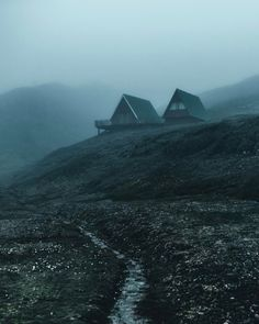 """19.2k Likes, 124 Comments - Dylan Furst (@fursty) on Instagram: """"The accommodation for my first day in Iceland consisted of A Frames in the fog, taken around 4am…"""""""