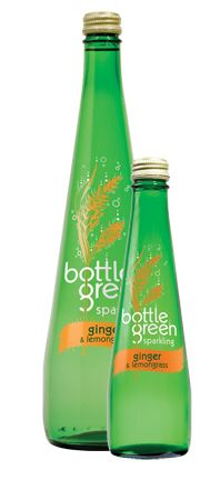 Bottle Green Ginger & Lemongrass Sparkling Pressé | These classic flavours from South East Asia are brought together with sparkling spring water. The result is a light, crisp and subtly exotic drink, perfect for those hot summer days. (And when the sun is past the yard arm, it makes a great mixer with bourbon or whiskey.)