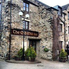 The Old Mill, Pitlochry, Scotland