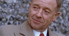 """Michael Kitchen as DCS Foyle in Foyle's War, """"They Fought In The Fields"""" (via VagabondTrousers on Tumblr)"""