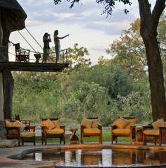 Luangwa Safari House, Zambia