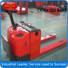 chinacoal03 TE Electric Pallet Truck Stacker TE Electric Pallet Truck/ Stacker/Electric Pallet Truck/  Product Description Electric Pallet Truck (TE) Max. Loading capacity: 3000kg Max. Lifting height: 200mm