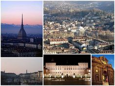 Turin, Italy (Known for the Shroud of Turin)