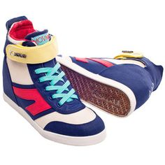 Jade High Top Women's Navy, $99.95, by The People's Movement !!