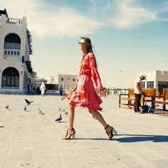 Video: Anna Dello Russo x Tory Burch