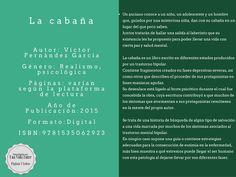 Una vida entre páginas y letras. : La Cabaña - Víctor Fernández
