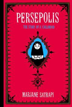Persepolis by Marjane Satrapi   PenguinRandomHouse.com    Amazing book I had to share from Penguin Random House