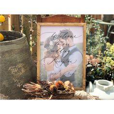 【ウェルカムボード】トレーシングペーパー(A3)/31design Wedding Welcome Board, Welcome Boards, Painting, Painting Art, Paintings, Painted Canvas, Drawings