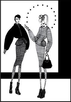 Marc Jacobs by Bijou Karman, via Behance