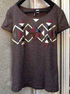 Art navajo diy-clothes