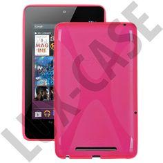 Hot Pink Google Nexus 7 Cover