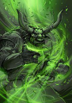 #warcraft #tauren #druide #druid