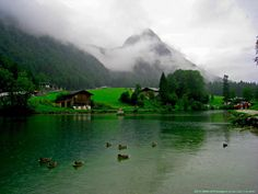 GER Koenigssee {in the rain} -1 by KWOT ♥♡♥♡♥♡♥♡♥♡