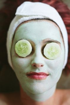 DIY face masks for acne, dry skin, or oily skin. All natural!