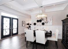 Dining Room - Transitional - Dining Room - Toronto - Tiffany MacKinnon