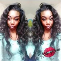Check out the website. You can also join the Sorority! OfficiallyKissed Bellaamore Virgin Hair