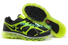 Mens Nike Air Max 2012 Black Green .... This is a killer site for gym shoes ... Redick! Check it out