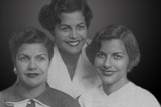 The Mirabal sisters (called las mariposas or the butterflies) were Dominican sisters who led the underground movement against hated dictator Rafael Trujillo. They were educated women, mothers and revolutionaries. Their assassination by Trujillo led to his downfall.