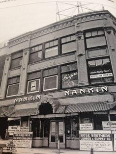 The Nankin restaurant on Hennepin Avenue, Minneapolis.