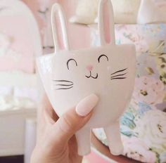 Bunny cup *^*