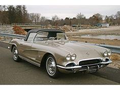 Chevrolet : Corvette FUELIE!!! 1962 CHEVY CORVETTE - http://www.legendaryfinds.com/chevrolet-corvette-fuelie-1962-chevy-corvette/