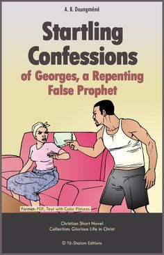 Startling Confessions of Georges, a Repenting False Prophet-PDF