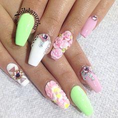 Nails by: Mz Tina.