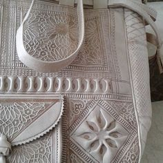The Heritage Tote Bag from Moroccan Corridor - Natural…